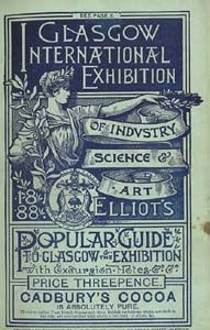 1879 Bruckner String Qunitet in F major: Glasgow International Exhibition took place in 1888. Amongst its legacies are Kelvingrove Art Gallery and Kelvin Hall