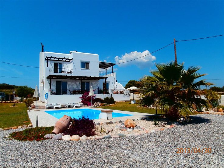 3 bedroom villa in Rhodes to rent from £500 pw, with a private pool. Also with balcony/terrace, log fire, air con, TV and DVD. this one is a bargain!