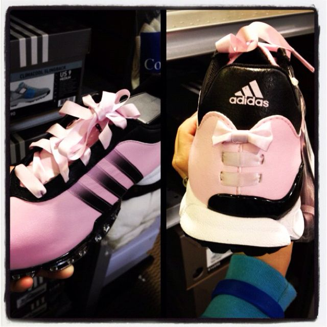 more adorable golf shoes ever!