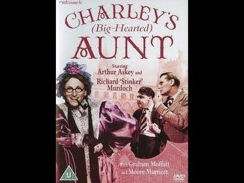 1940 Charlie's Big Hearted Aunt (Arthur Askey, Richard Murdock, Graham M...