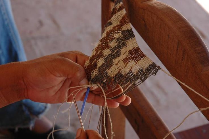 Creaciones en Chaco. Más info en www.facebook.com/viajaportupais