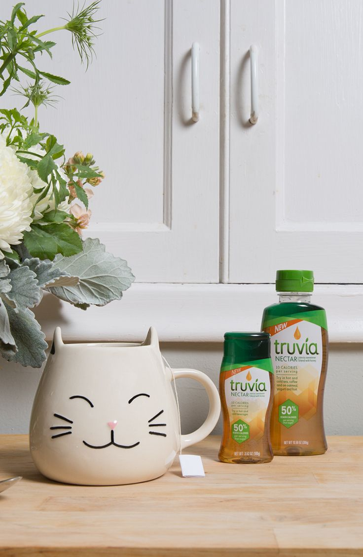 Introducing the newest member of our sweet family, Truvia Nectar! Now available at select Target and Publix stores, it's a blend of honey and stevia leaf extract with 50% fewer calories than sugar. Learn more here: http://truvia.us/uLd7AP