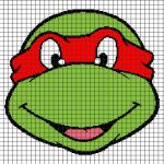 This crochet graphghan pattern is 190 x 180 squares, and comes with the written row-by-row instructions as well as the graph/chart. You do NOT have to know how to follow a graph to crochet this pattern! There are also tips included to help you with your project. Color names are suggestions only, […]