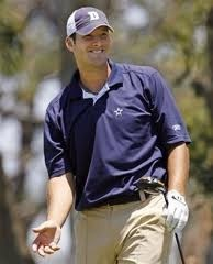 Tony Romo, Dallas Cowboys qb and golfer