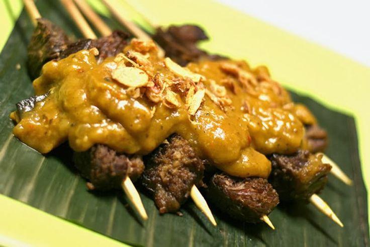 Indonesian Satay Padang