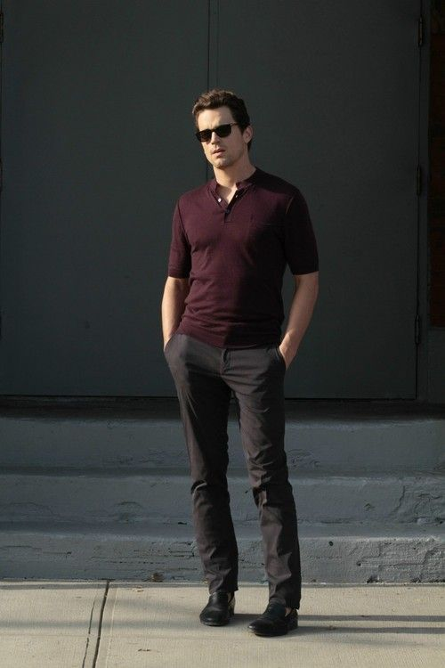 Seriously, Matt Bomer owns my mind right bow!