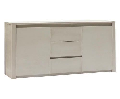 Credenza in frassino con 3 cassetti livorno bianco colore Bianco  ad Euro 699.00 in #Zanini mobili sas #Furniture storage furniture