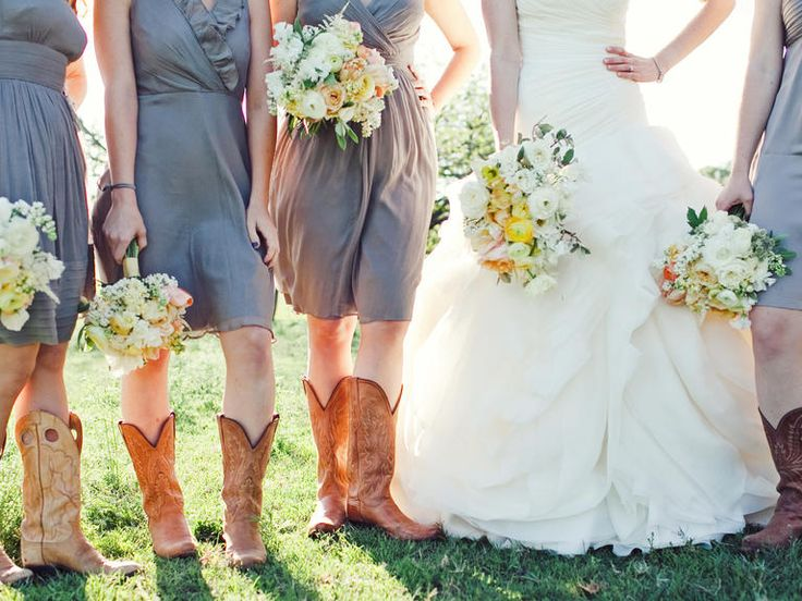 Country Wedding Songs: Top Country Songs for Your Wedding | Photo by: The Nichols | TheKnot.com