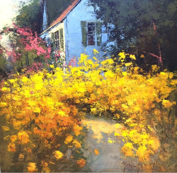 """Romona Youngquist - """"Golden Garden"""""""