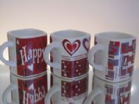 Valentines Day Mugs - Super Floral Distributors - Decor, Floral accessories and Crafters accessories in Cape Town