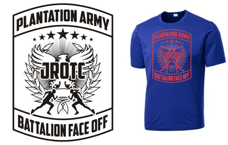 134 best images about logo apparel on pinterest physical for Jrotc t shirt designs