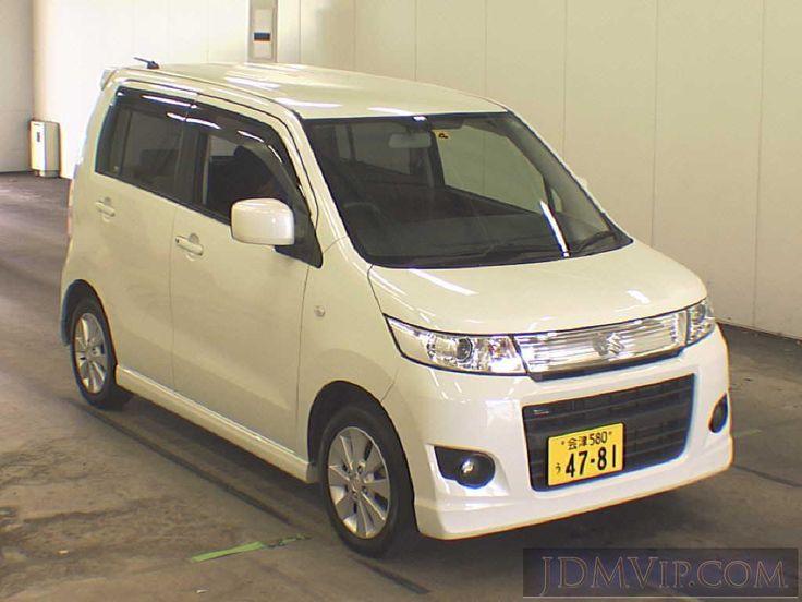2009 SUZUKI WAGON R X MH23S - http://jdmvip.com/jdmcars/2009_SUZUKI_WAGON_R_X_MH23S-FXRk8bHMHlUDs-717