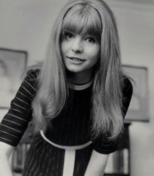 Jane Asher (1963). She was so beautiful.