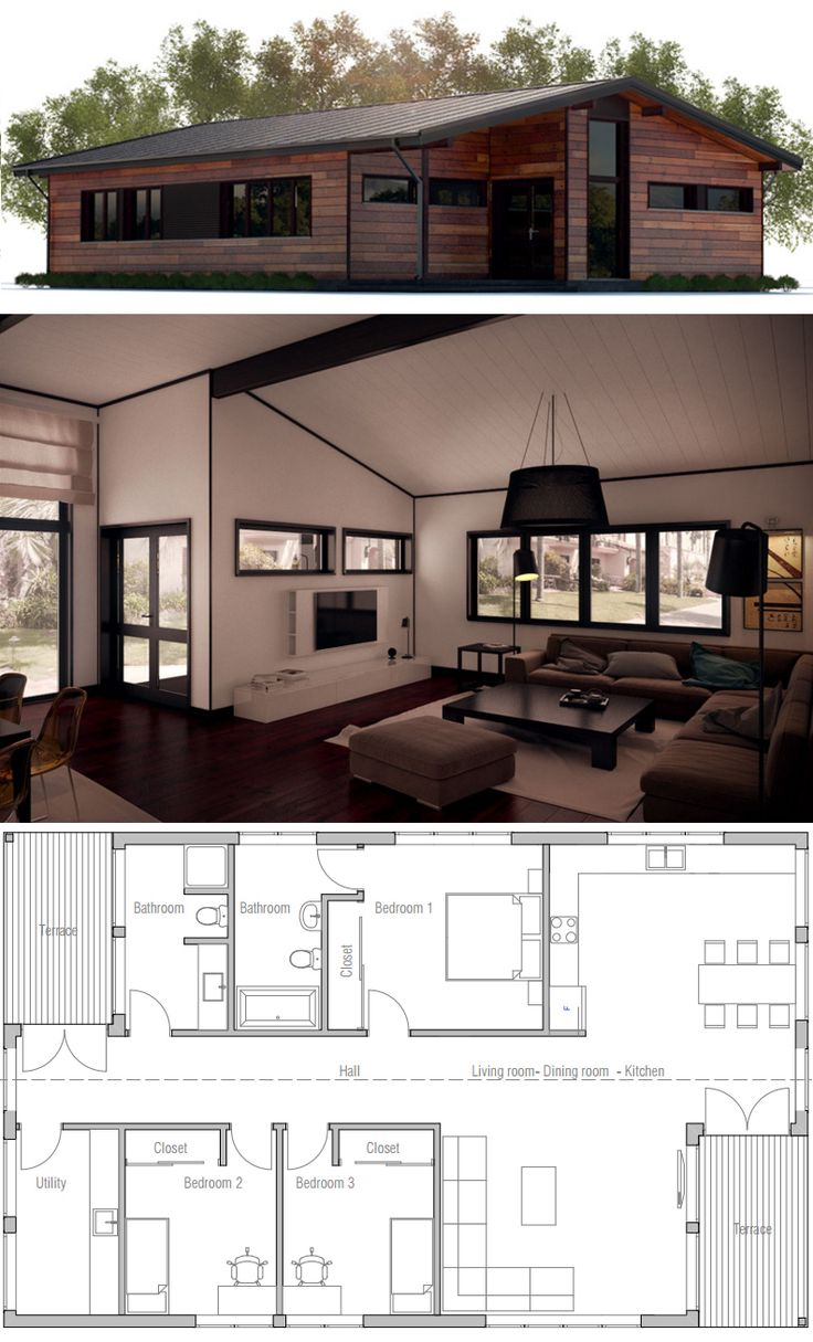 Cool 1000 Images About Building Plans On Pinterest Small House Plans Largest Home Design Picture Inspirations Pitcheantrous