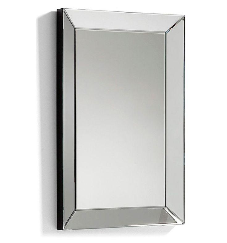 M s de 25 ideas incre bles sobre espejo biselado en for Espejo marco cristal