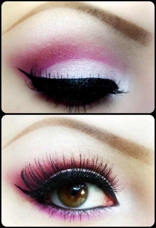 Wonderful Eye Makeup Tutorials You Need To Copy: You Look Wonderful Tonight