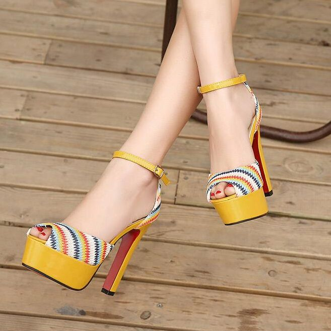 Check this product! Only on our shops   By00090 Women Stiletto Sandals - US $45.00 http://fashionshophouse.com/products/by00090-women-stiletto-sandals/