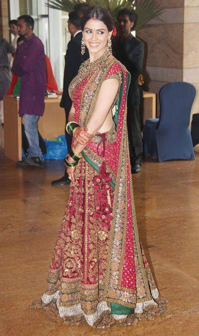 Genelia D'Souza #Bollywood #Fashion