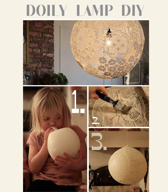 cool DIY Lamp