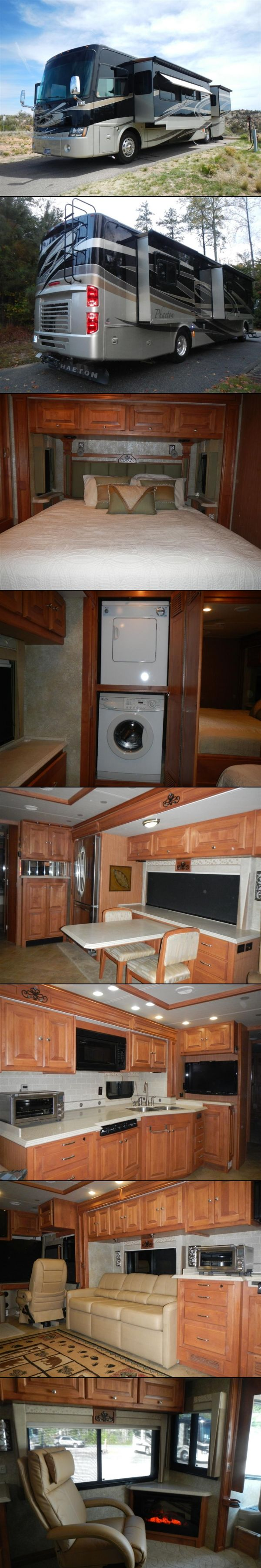 2010 Tiffin Phaeton Motorhome for sale! - created via http://pinthemall.net