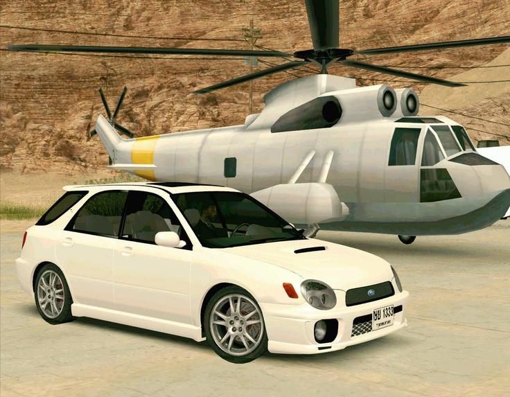 Subaru Impreza WRX Wagon~ the car I would like:)