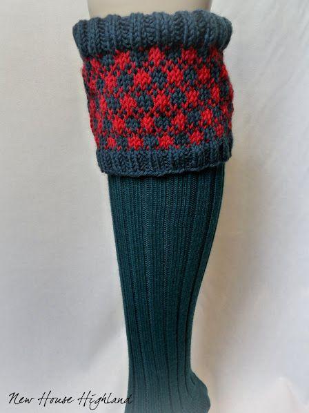 Free Knitting Pattern For Kilt Socks : Socks for kilt http://newhousehighland.com/images/P1180422 ...