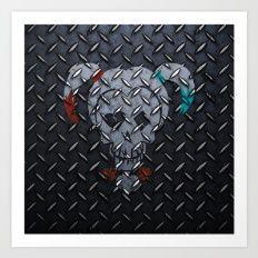 Harleyquinn Art Print