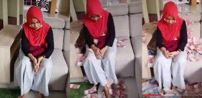 Suami Direbut Sahabat Mandikan Tubuh Pelakor Pakai Uang 500 Juta Lihat Videonya