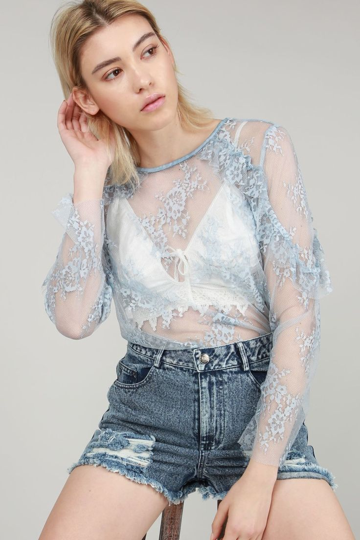 293 best images about denim chambray on pinterest for Lashowroom