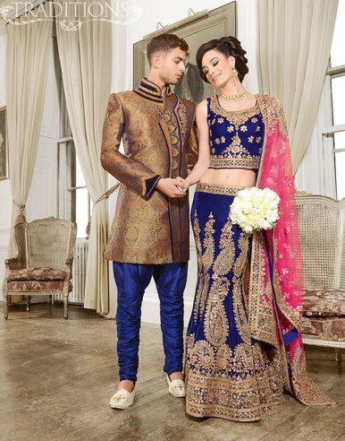 Wedding Sherwani 13