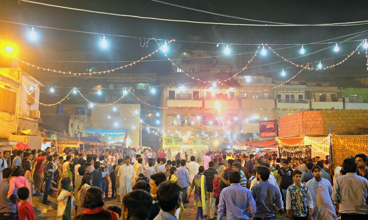 How my experience of Diwali in Karachi took me to a city I never knew FAROOQ SOOMRO, @dawn_com