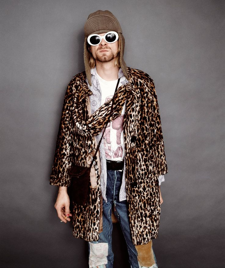Why Kurt Cobain Was One of the Most Influential Style Icons of Our Times