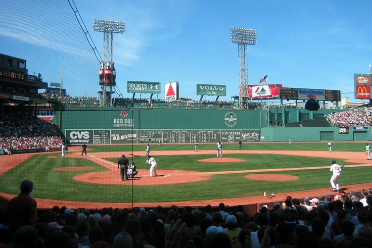 Fenway Park, Home of the Boston Red Sox, 1912-Present