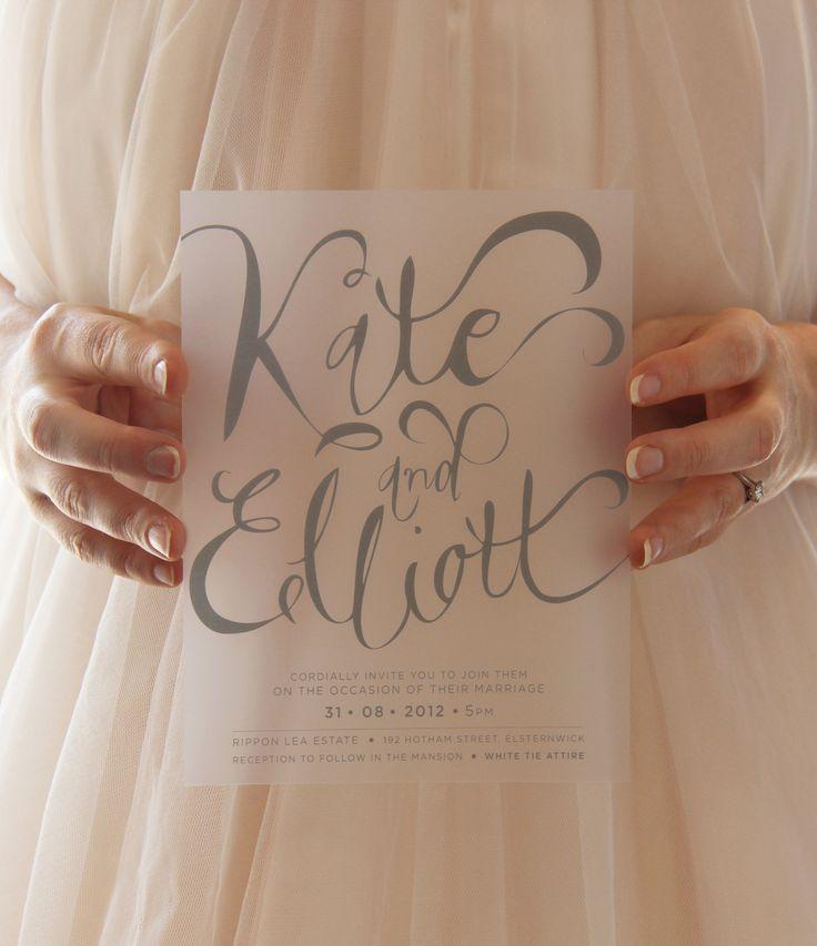 2195 best invitations // invitaciones images on pinterest, Wedding invitations