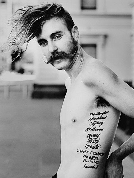 Fedt skæg til det hår! Og uden ølmave...