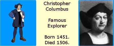 Quia - Christopher Columbus Quiz