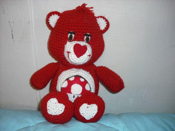 Care Bears Crochet Afghan Patterns Patterns Kid
