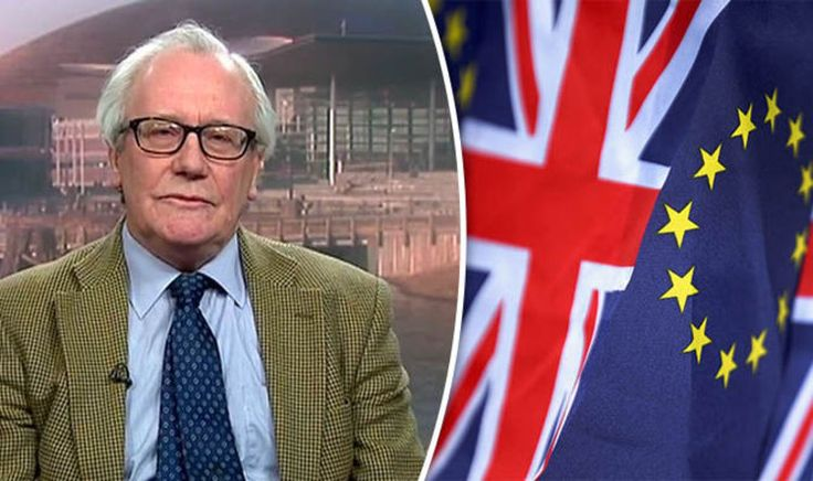 THE Office for Budget Responsibility's (OBR) report has been torn to pieces on Daily Politics by an economics professor who savaged the advisory body for its negative outlook on Brexit.