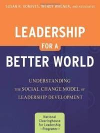social change model of leadership - Google Search