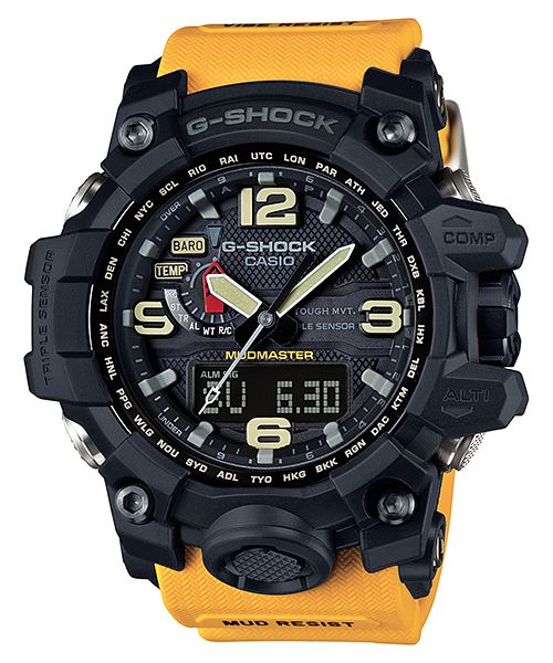 Information about CASIO's watches & clocks.