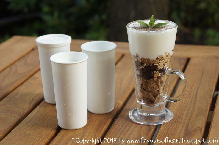 homemade #yoghurt