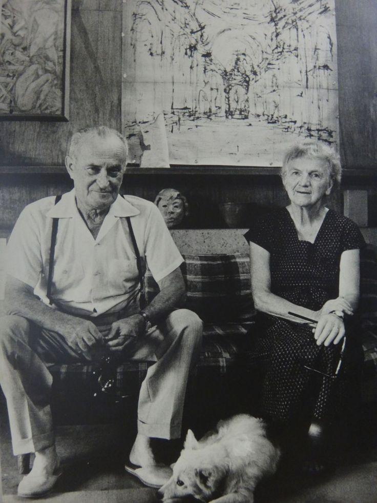 Antonin and Noemi Raymond © archiv Raymond Architectural Design Office