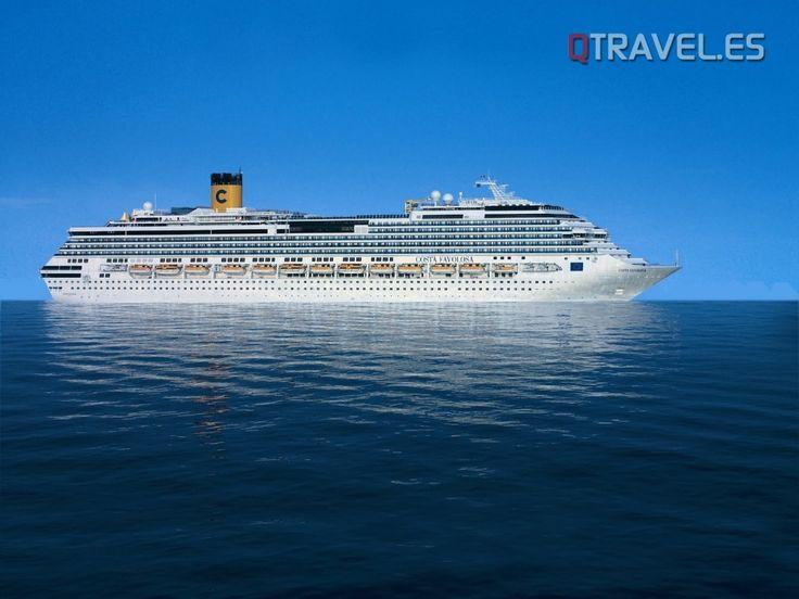 Costa Crociere ofrecerá poder ver los mundiales de fútbol en sus cruceros   QTRAVEL Portal de Viajes y Turismo - QTRAVEL Revista de Viajes