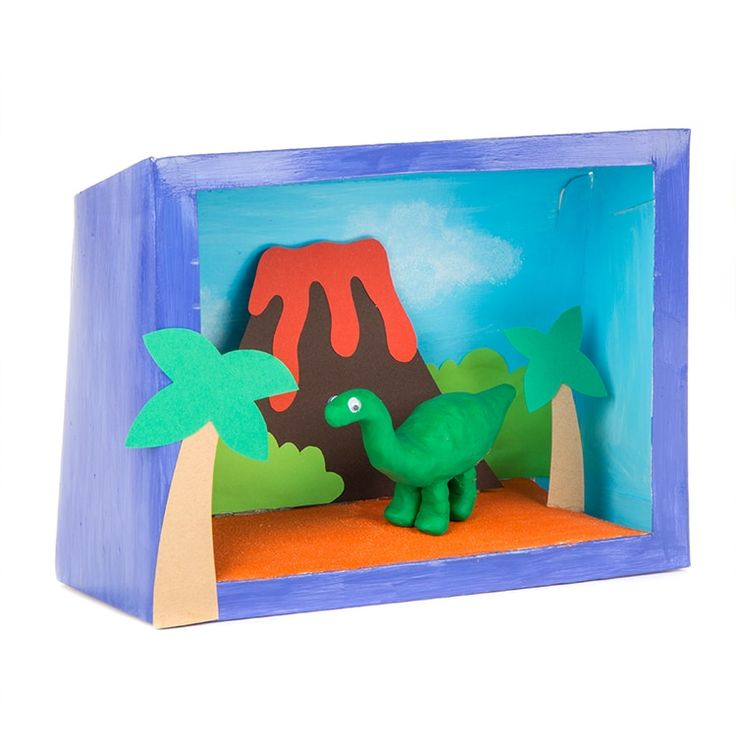 Make Your Own Diorama: 21 Best Dinosaur Diorama Images On Pinterest