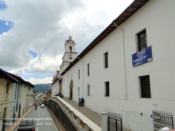 Antiguo Hospital San Lázaro - Quito