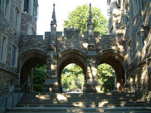 Princeton University Hall