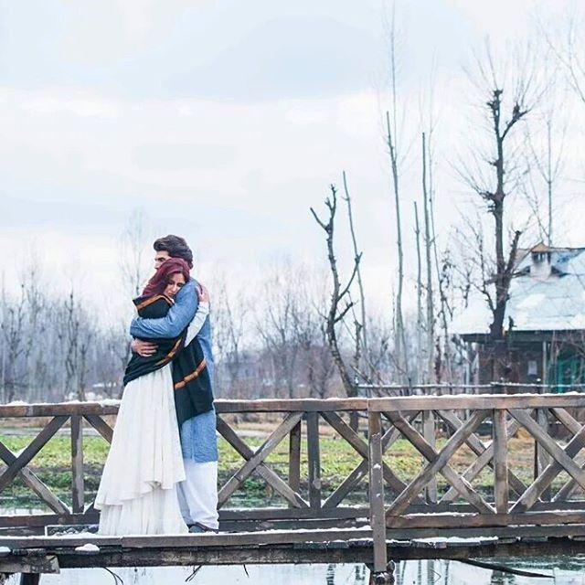 Presenting #KatrinaKaif and #AdityaRoyKapoor in #Fitoor