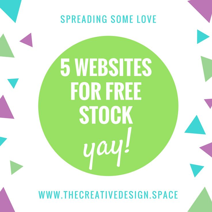 Looking for website for free stock imagery? Look no further we've listed the top 5 websites that we use personally for all of our projects!  http://www.thecreativedesign.space/5-websites-free-stock-imagery/