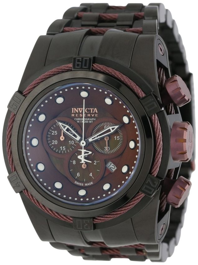 85% discount: Invicta Mens Stainless Steel Watch