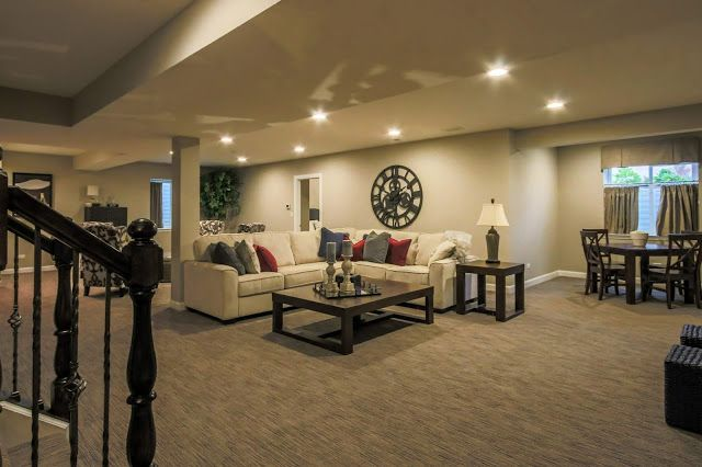 Beautiful Basements Basement Mancave Interiordesign Interior